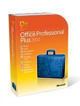 Microsoft Microsoft Office Professional Plus 2010 - Engels/ Licentie/ Download