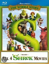 Shrek Quadrilogy (Blu-ray)