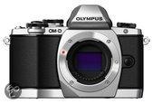 Olympus OM-D E-M10 Body - Systeemcamera - Zilver