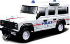 Bburago Land Rover Defender 110 Police France