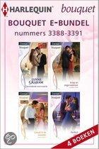 Bouquet e-bundel nummers 3388 - 3391, 4-in-1