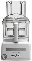 Magimix Foodprocessor Cuisine Systeme 4200 XL - 18431NL - Wit