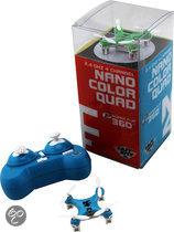 Nano Quadrocopter - blauw