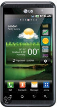 LG Optimus 3D Speed (P920) - Dark Brown