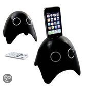 Amethyst iBoo _ iPod/iPhone Speaker Dock (Zwart)