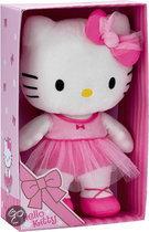 Hello Kitty Ballerina Knuffel