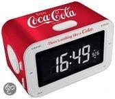 Coca Cola Wekker Radio