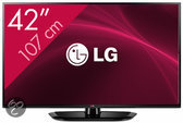 LG 42PN4503 - Plasma TV - 42 inch - HD-ready