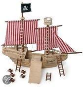 Base Toys Houten Piraten Schip