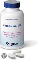 Orthica Magnesium 400 - 120 Tabletten - Mineralen