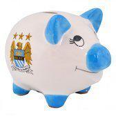 Manchester City Spaarvarken - Wit