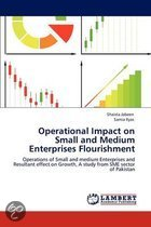 Operational Impact on Small and Medium Enterprises Flourishment