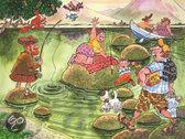 Wasgij Mystery 2 Puzzel - Loch Trouble