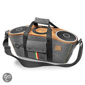 The House of Marley Bag of Riddim - Bluetooth-speaker - Grijs