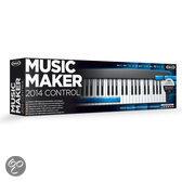 Magix Music Maker 2014 Control - WIN / Inclusief Toetsenbord