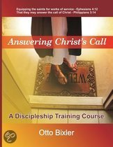 Answering Christ's Call - A Discipleship Training Course