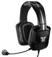 Foto van Tritton 720+ 7.1 Surround Gaming Headset Zwart PS3 + PS4 + Xbox 360 + PC + MAC