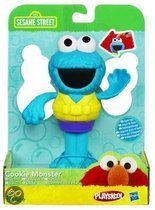 Hasbro Sesamstraat badspeeltje: koekie monster