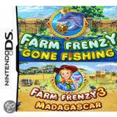 Farm Frenzy + Gone fishing
