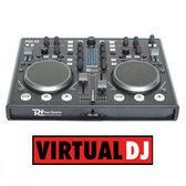Power Dynamics PD-C05 Dubbele Controller Virtual DJ