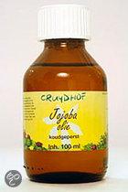Cruydhof Jojoba Olie Koudgeperst - 100 ml - Basisolie