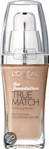 L'Oréal Paris True Match - N5 Nude Sand - Foundation