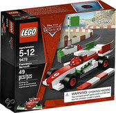 LEGO Cars 2 Francesco Bernoulli - 9478