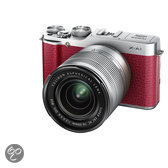 Fujifilm X-A1 + 16-50mm - systeemcamera - Rood