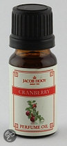 Jacob Hooy Parf oil cranberry