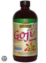 Natures Answer Voedingssupplementen Goji Wolfberry Supreme (480 ml) - Nature's Answer