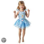 Kinderkostuum Disney Assepoester Ballet, maat S