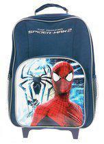 Spiderman tas op wielen