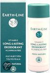 Earth.Line Long-Lasting - 50 ml - Deodorant