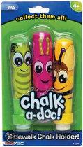 Chalk-a-doo Butterflies 3 delig