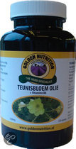 Golden Nutrition Teunisbloemolie 1000mg/b6/e Gn 120 Cap