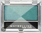 Maybelline Eyestudio Mono - 412 Lagoon Blue - Blauw - Oogschaduw