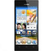 Huawei Ascend P2 - Zwart