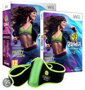 Zumba Fitness 2 + Belt