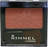 Rimmel Lasting Finish Mono Blush with brush - 120 Pink Rose - Blush