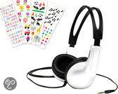 Koss hoofdtelefoon met stickers
