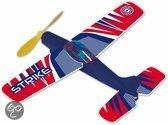 Günther Vliegtuig met rubbermotor - Vliegtuig