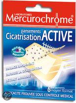 Mercurochrome Actieve Genezing - 6 stuks - Pleisters