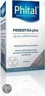 Phital Probiotica Plus Duo-Lac Sachets 20 st