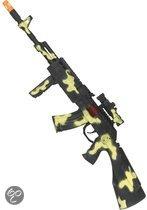Peacekeepers camouflage geweer 59 cm