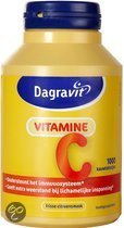 Dagravit  Vitamine C 50mg Kauwtablet - 500 Tabletten  - Vitaminen