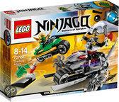 LEGO Ninjago OverBorg Aanval - 70722