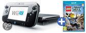 Nintendo Wii U 32GB Premium Bundel Zwart + Lego City Undercover