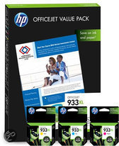 HP 933XL - Officejet Value Pack