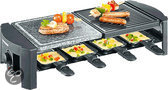 Severin Gourmet en Steengrill RG2683