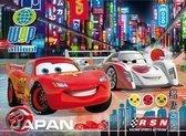 Clementoni Cars 2 puzzel 60 stukjes japan